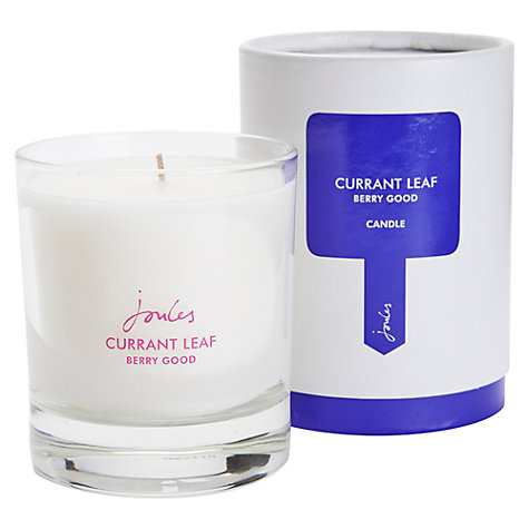 Joules Currant Leaf Scented Candle