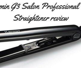 Karmin G3 Salon Professional Hair Straightener Review