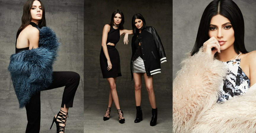 Kendall and Kylie Jenner launch party collection for Topshop TheFuss.co.uk