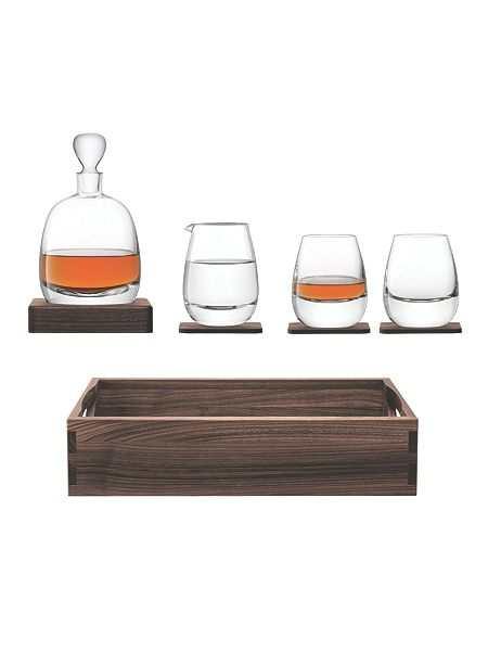 LSA Whisky Islay Clear Whisky Set