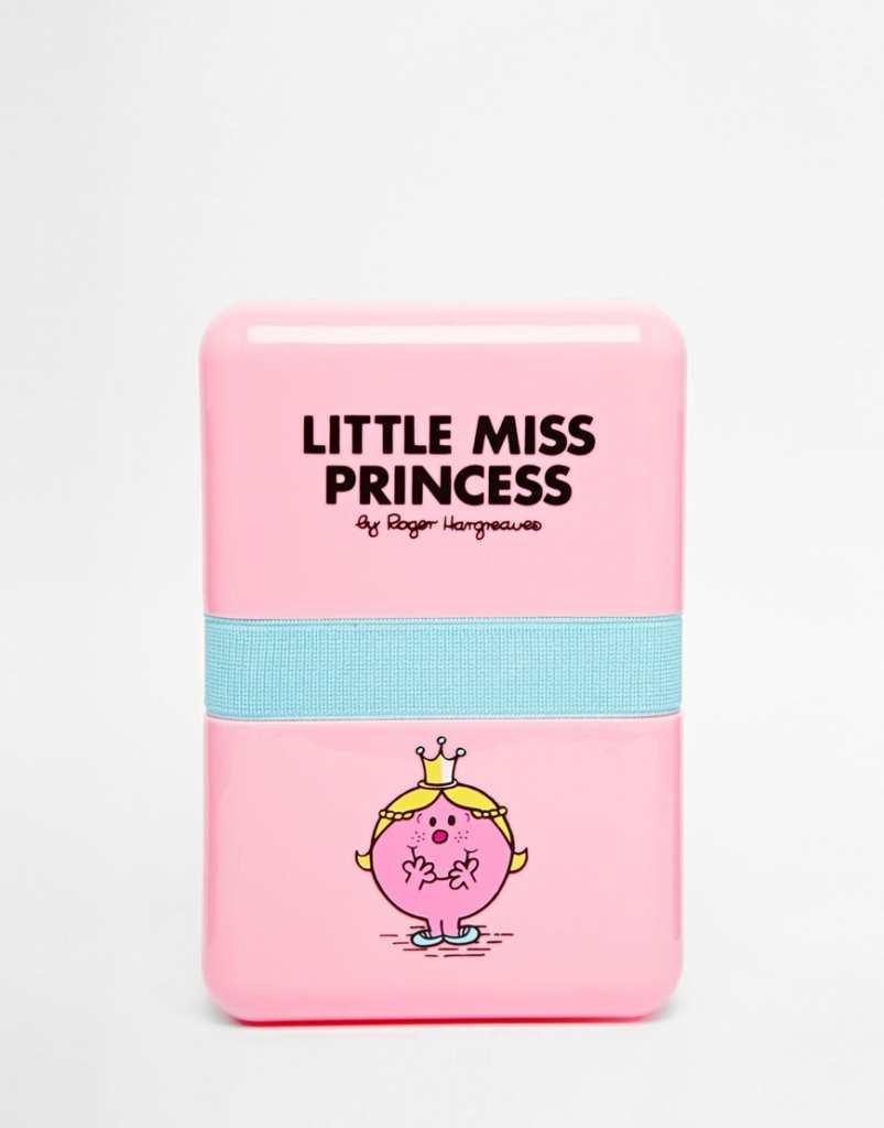 Little Miss Princess Lunch Box