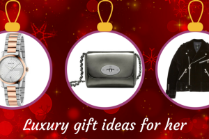 Luxury gift ideas for her TheFuss.co.uk