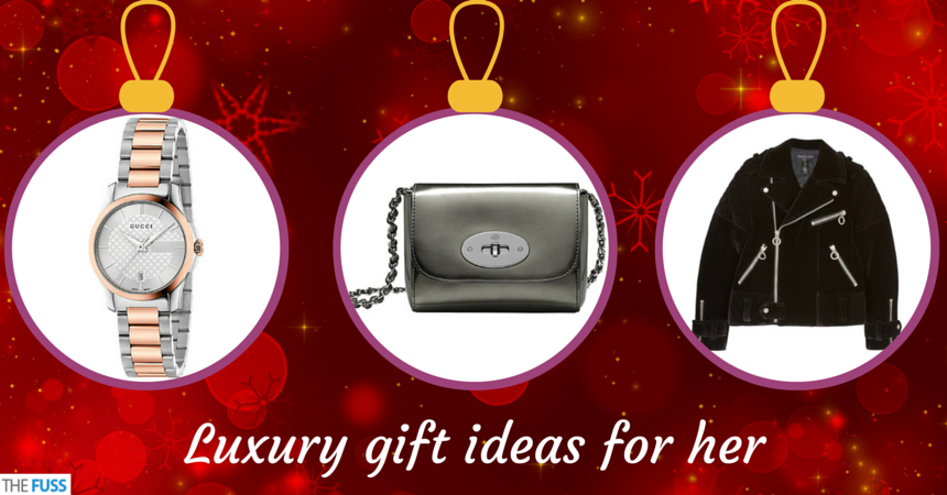 Luxury gift ideas for her the fuss for Luxury gifts for her