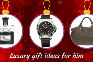 Luxury gift ideas for him TheFuss.co.uk