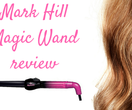 Mark Hill Magic Wand review TheFuss.co.uk