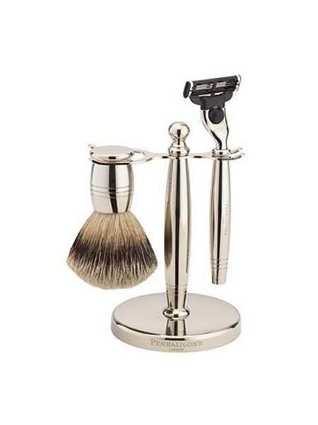 Penhaligons Nickel Shaving Set