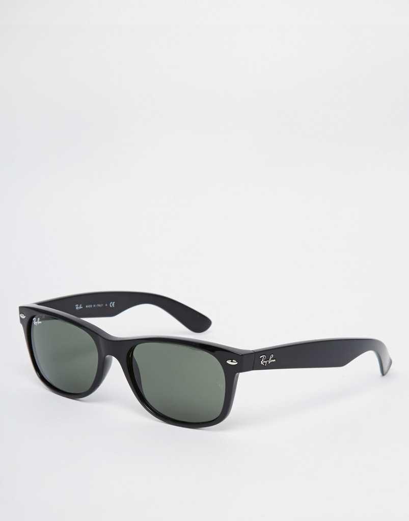 Ray-Ban New Wayfarer Sunglasses 0RB2132