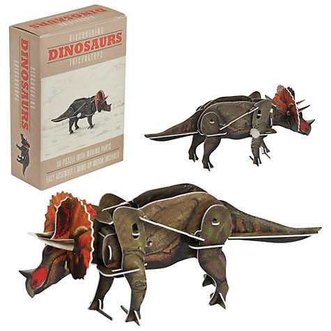Rex Make Your Own Triceratops