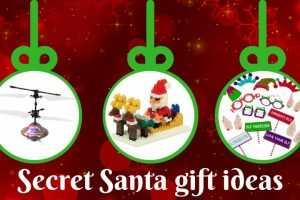 Secret Santa Gift Ideas TheFuss.co.uk