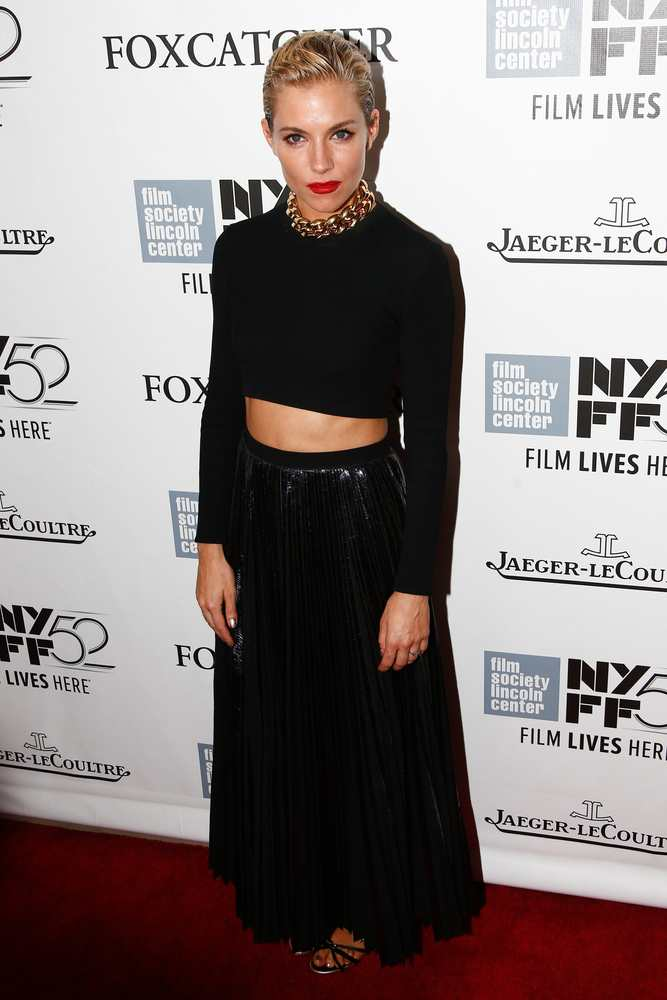Sienna Miller inspires some Christmas party looks with her style TheFuss.co.uk