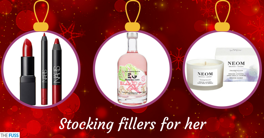 Stocking fillers for her TheFuss.co.uk