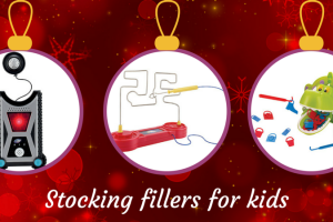 Stocking fillers for kids TheFuss.co.uk