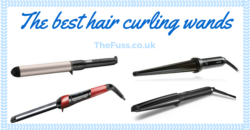 The Best Curling Wands The Fuss