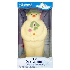 Thorntons Large snowman model