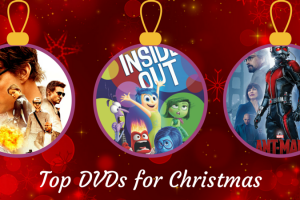 Top DVD Christmas gifts TheFuss.co.uk