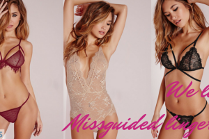 We can't get enough of Missguided's new lingerie line TheFuss.co.uk