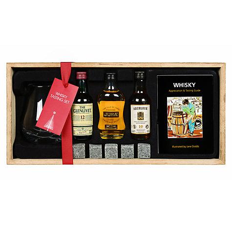 Whisky Tasting Set