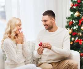 Would you like a Christmas proposal? TheFuss.co.uk