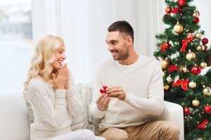 Would you like a Christmas proposal? TheFuss.co.uk
