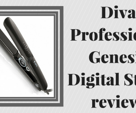Diva Professional Genesis Digital Styler review TheFuss.co.uk