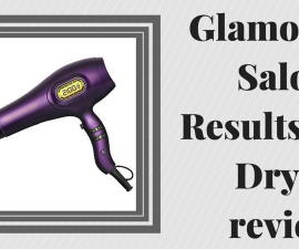 Glamoriser Salon Results hair dryer review TheFuss.co.uk
