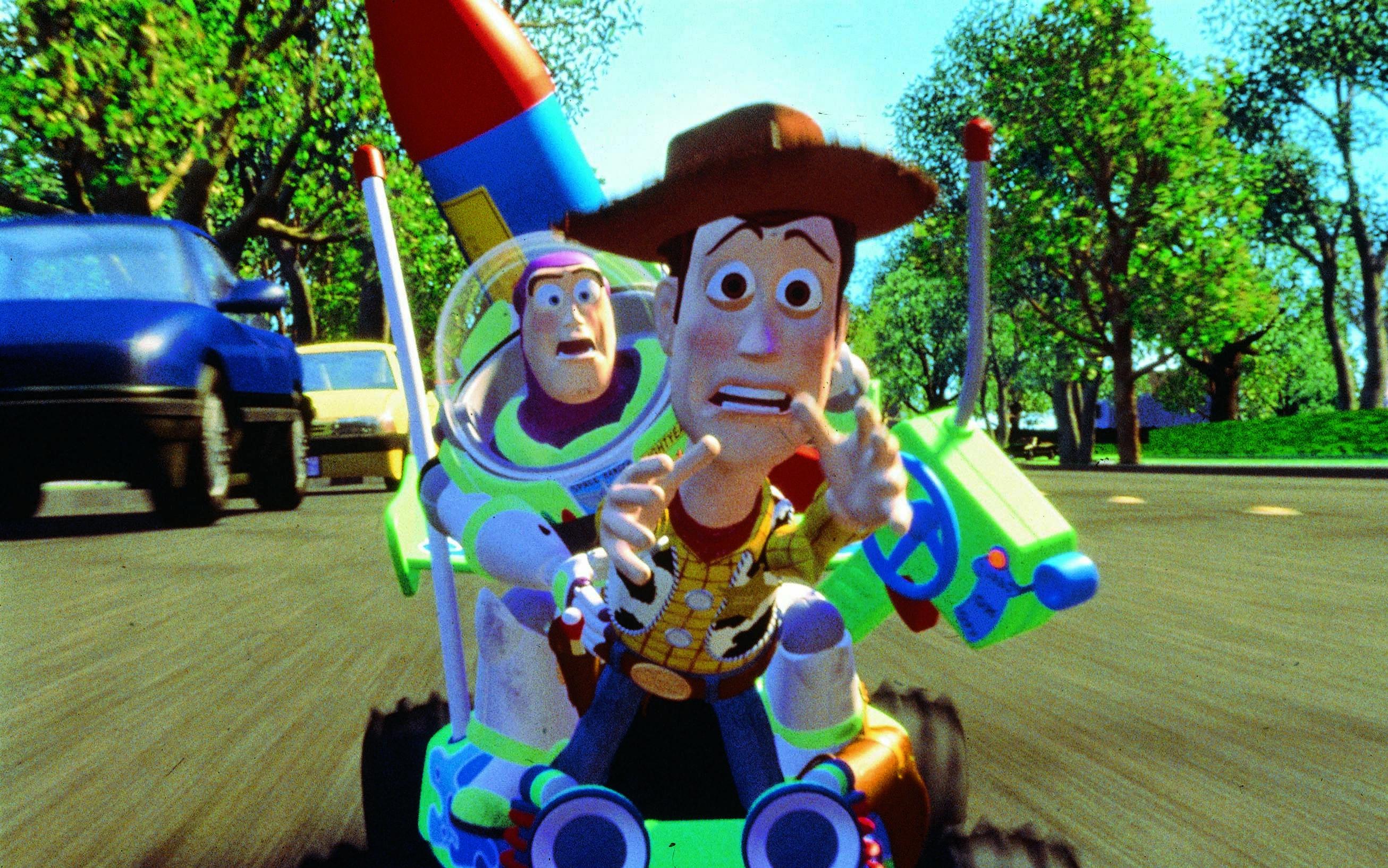 Pixar movies A-Z TheFuss.co.uk