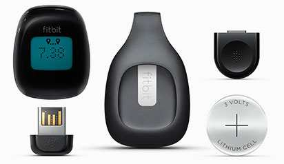 Fitbit Zip review TheFuss.co.uk