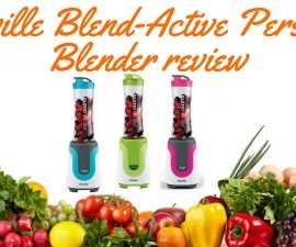 Breville Blend-Active Personal Blender review TheFuss.co.uk