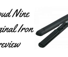 Cloud Nine Original Iron Review TheFuss.co.uk