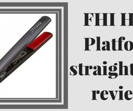 FHI Heat Platform straightener TheFuss.co.uk
