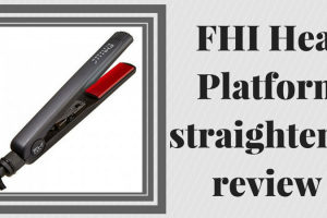 FHI Heat Platform straightener TheFuss.co.uk