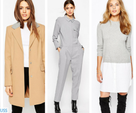 Fashion trend 2016 The new minimal TheFuss.co.uk