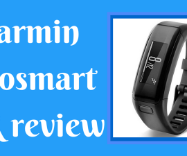 Garmin vivosmart HR review TheFuss.co.uk