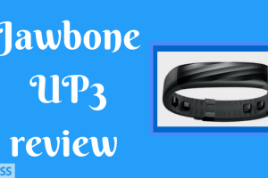 Jawbone UP3 review TheFuss.co.uk