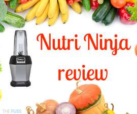 Nutri Ninja review TheFuss.co.uk