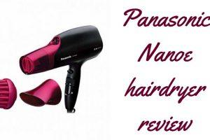 Panasonic Nanoe Hairdryer Review TheFuss.co.uk