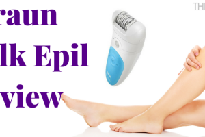 Braun Silk Epil 5-511 review TheFuss.co.uk