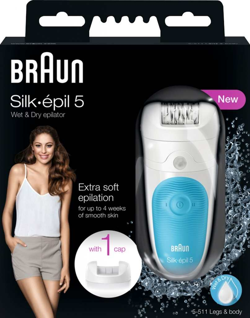 braun silk epil 5511 epilator review the fuss. Black Bedroom Furniture Sets. Home Design Ideas