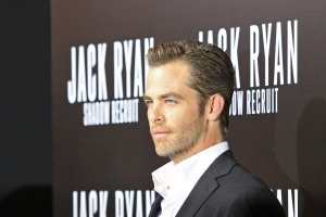 Chris Pine's best movies TheFuss.co.uk