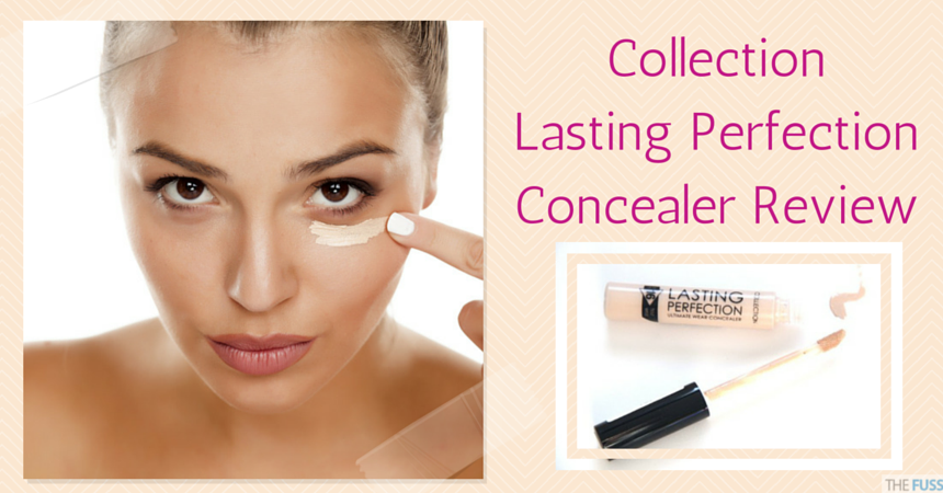 Collection Lasting Perfection Concealer Review TheFuss.co.uk