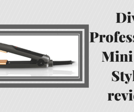 Diva Professional Mini Pro Styler review TheFuss.co.uk
