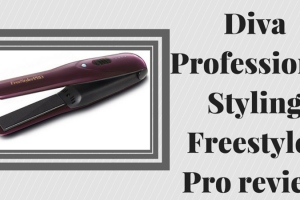Diva Professional Styling Freestyler Pro review TheFuss.co.uk