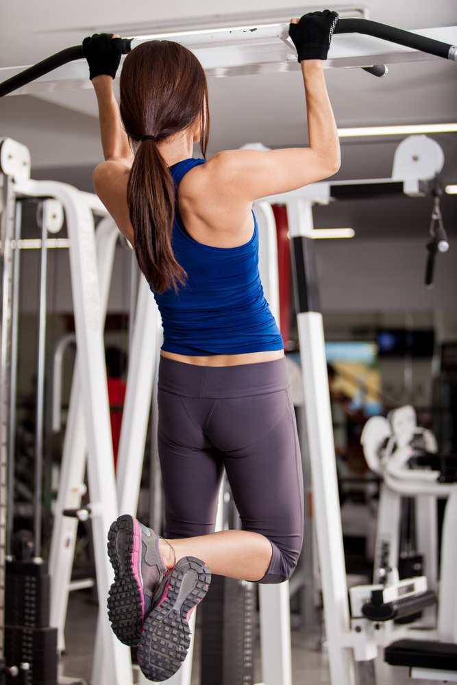 Exercises to tone your back TheFuss.co.uk
