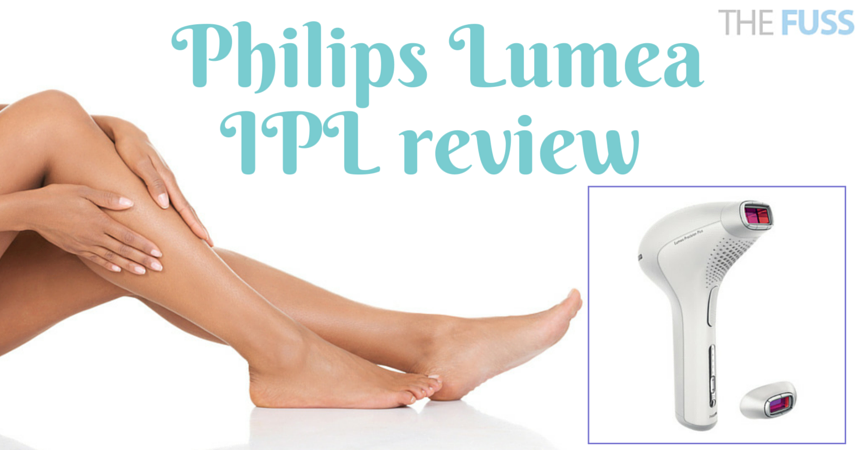 Philips Lumea IPL review TheFuss.co.uk
