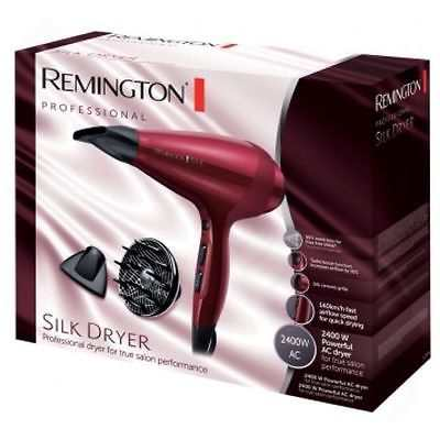 Remington Silk hair dryer review TheFuss.co.uk