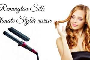 Remington Silk Ultimate Styler Review TheFuss.co.uk