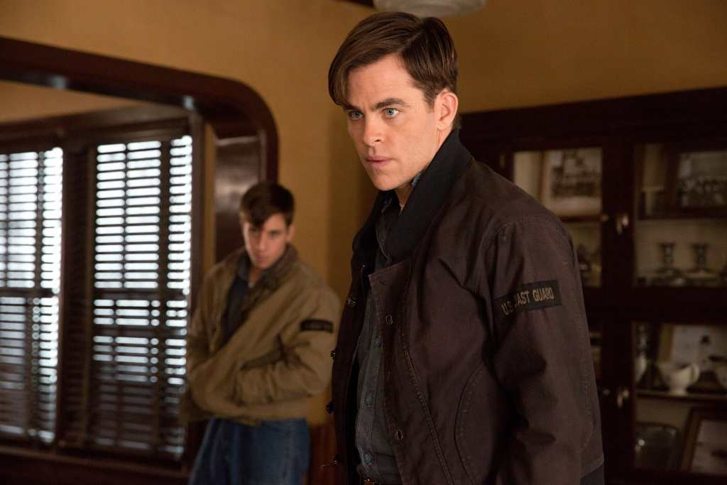 Chris Pine stars in The Finest Hours this week, so here's his best movies to date TheFuss.co.uk