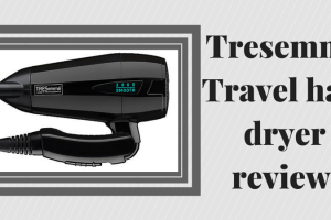Tresemme Travel hair dryer review TheFuss.co.uk