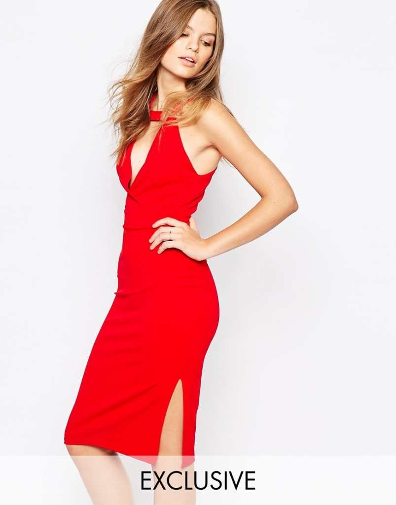 How to find the perfect red dress - The Fuss