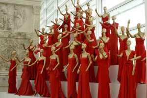 A collection of iconic Valentino red gowns TheFuss.co.uk